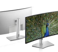 Dell memperkenalkan empat model layar terbarunya