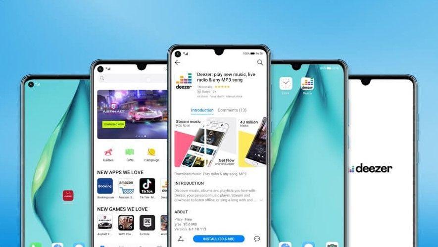 Bikin Pengguna Lebih Mudah Dapatkan Aplikasi Pilihan, Huawei Luncurkan Aplikasi Petal Search