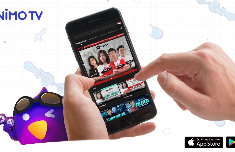 Live streaming tanpa ribet, Nimo TV hadirkan fitur game capture