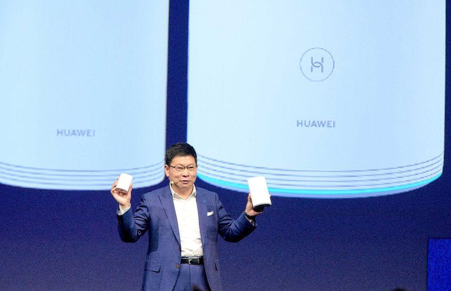 Huawei luncurkan sistem generasi WiFi terbaru, WiFi Q2 Pro di IFA 2019