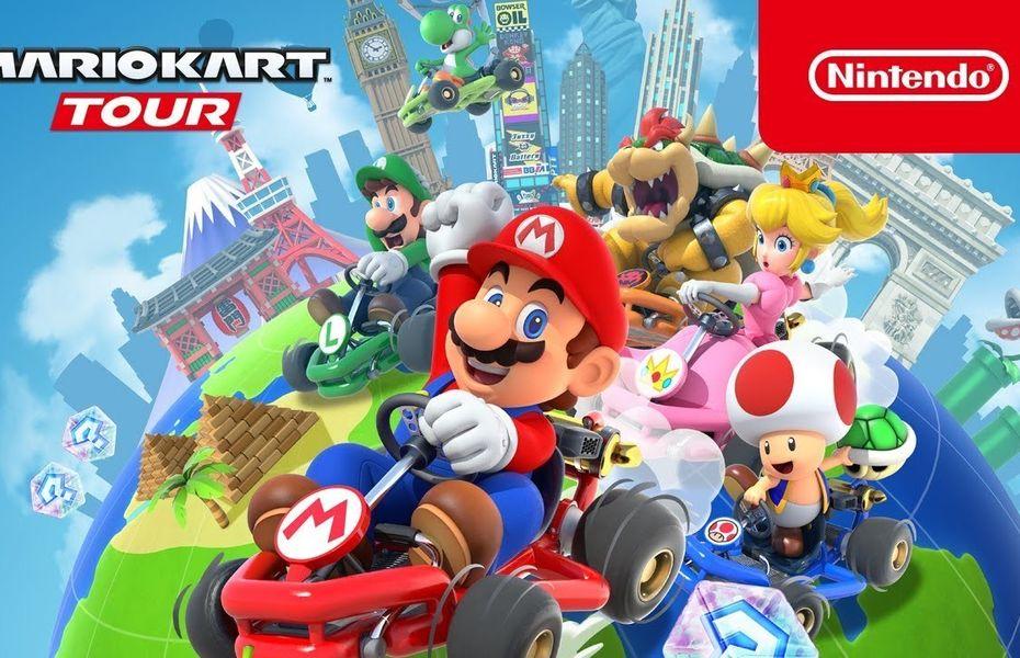 Mario Kart Tour resmi hadir untuk pengguna Android dan iOS