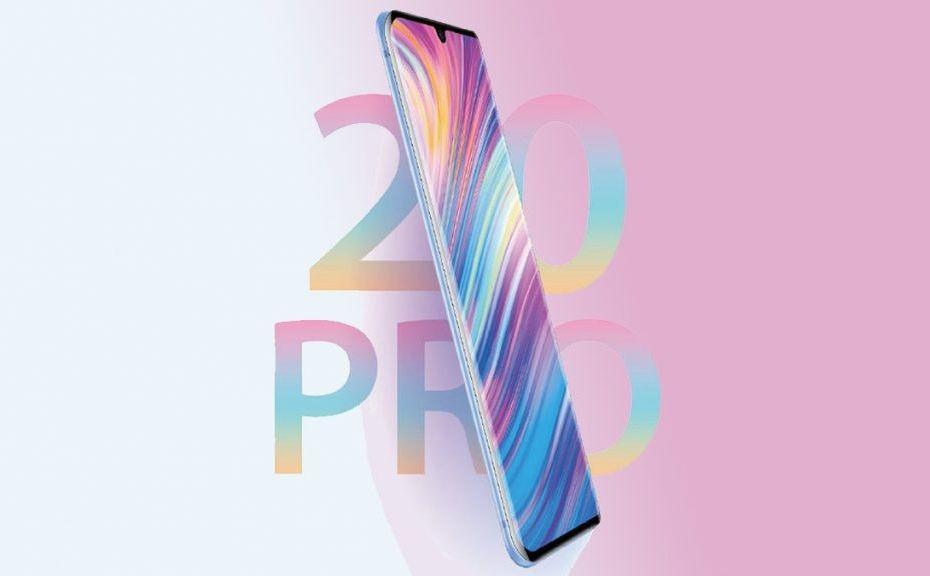 ZTE Blade 20 Pro 5G akan diluncurkan pada 30 November