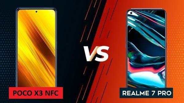 Membandingkan spesifikasi POCO X3 NFC vs Realme 7 Pro, lebih unggul mana?