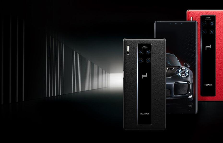Tampil mewah, Huawei Mate 30 RS Porsche Design dibanderol Rp32,5 juta