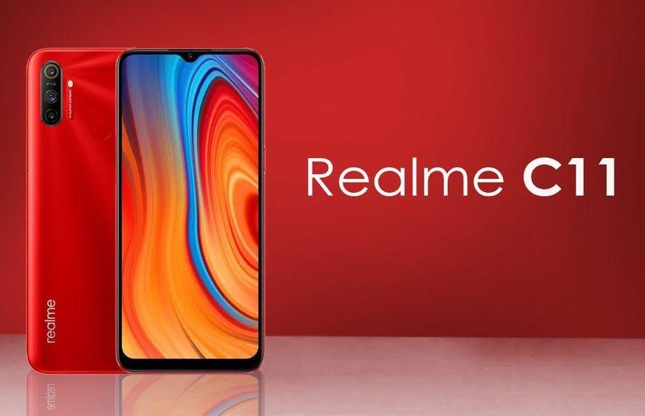 Punya kapasitas baterai besar dan sertifikat TKDN, Realme C11 akan segera dirilis