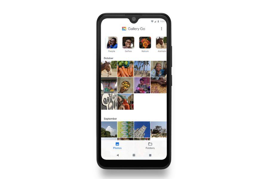 Google luncurkan Gallery Go, aplikasi foto ringan dan bisa offline