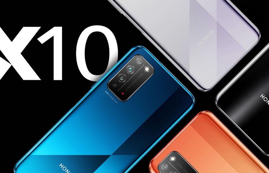 Honor 10X 5G resmi diumumkan usung kamera pop-up dan Kirin 820