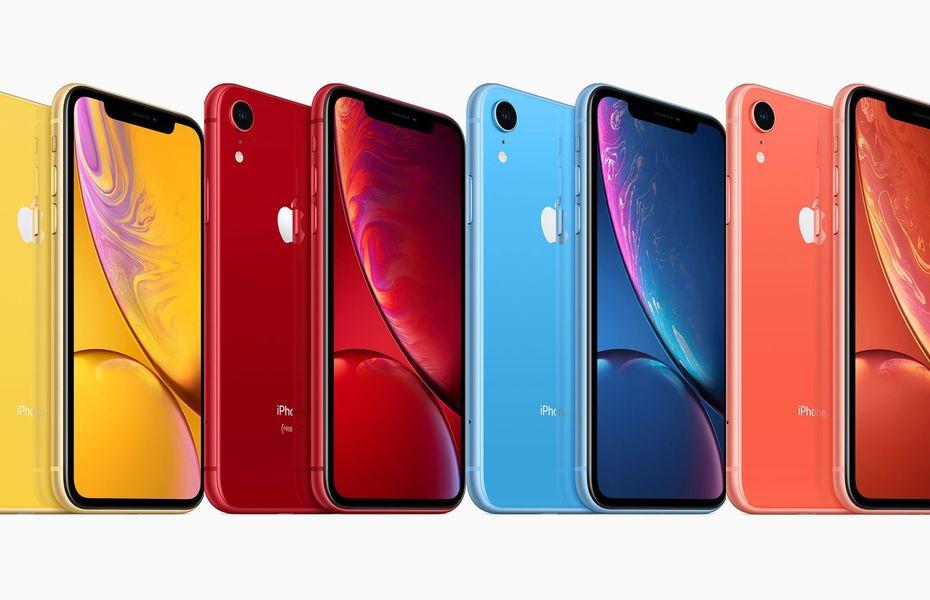 iPhone XR jadi ponsel terlaris Apple selama tahun 2019