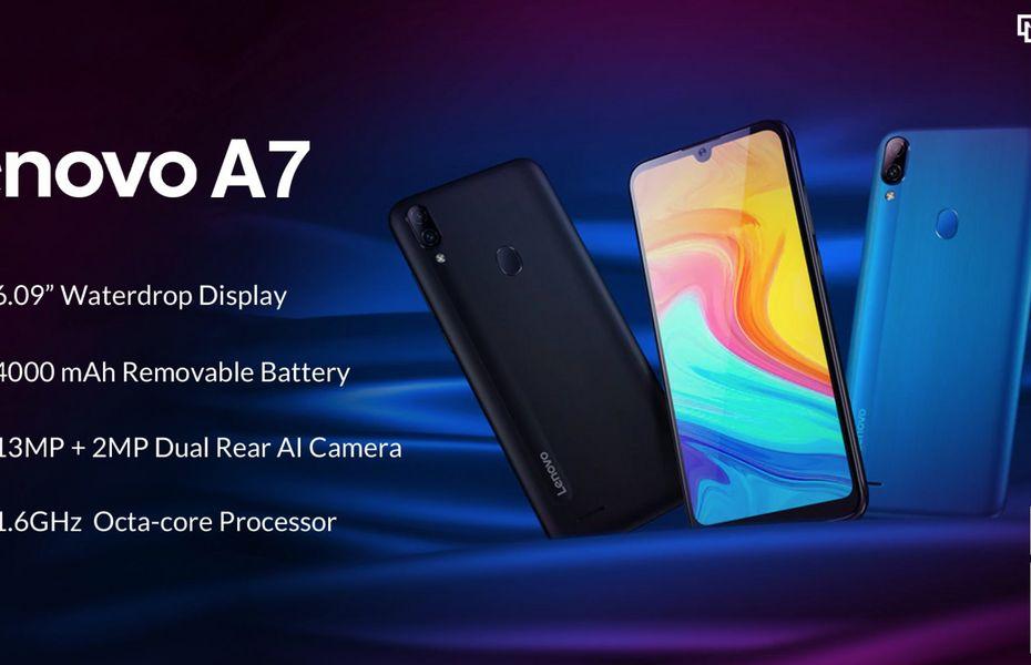 Lenovo A7, ponsel ramah anggaran dengan baterai 4.000 mAh dan kamera belakang ganda