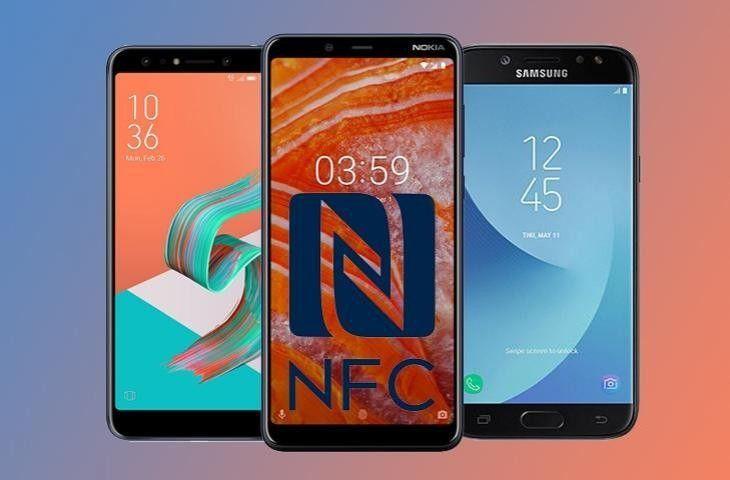 5 smartphone dengan fitur NFC harga 1 jutaan  per Agustus 2019