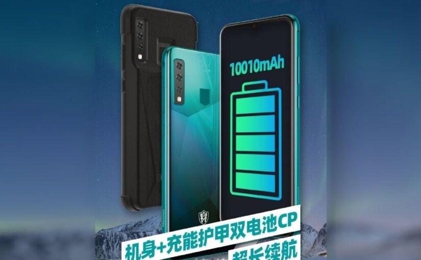 HiSense umumkan ponsel terbarunya, KingKong 6 dengan baterai mammoth 10.010 mAh