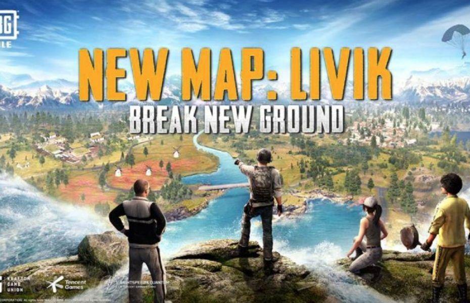 PUBG Mobile kini punya peta eksklusif, Livik dengan tambahan senjata dan kendaraan baru