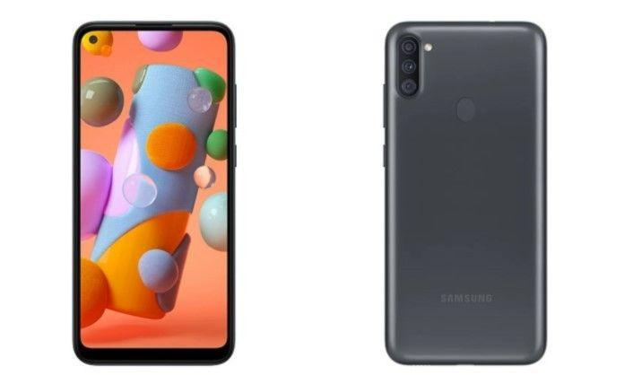 Galaxy A12 mampir di Geekbench dengan MediaTek helio P35, RAM 3GB, dan Android 10