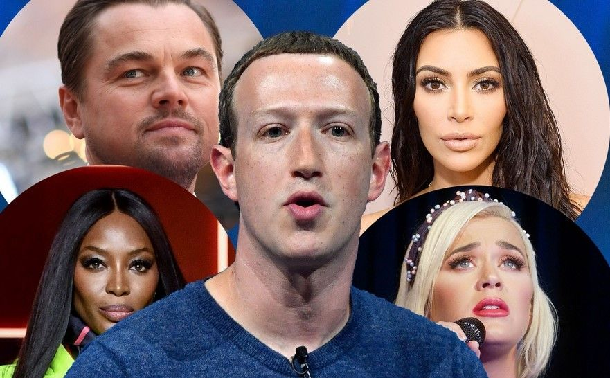 Facebook dan Instagram Diboikot Sacha Baron, Kim Kardashian, dan Artis Holywood lain