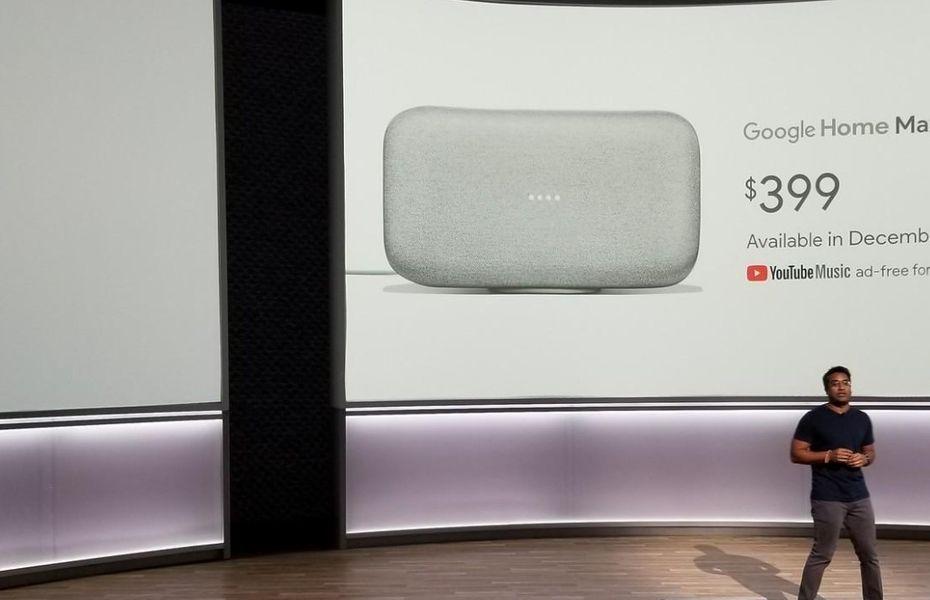Google resmi hentikan produksi Google Home Max