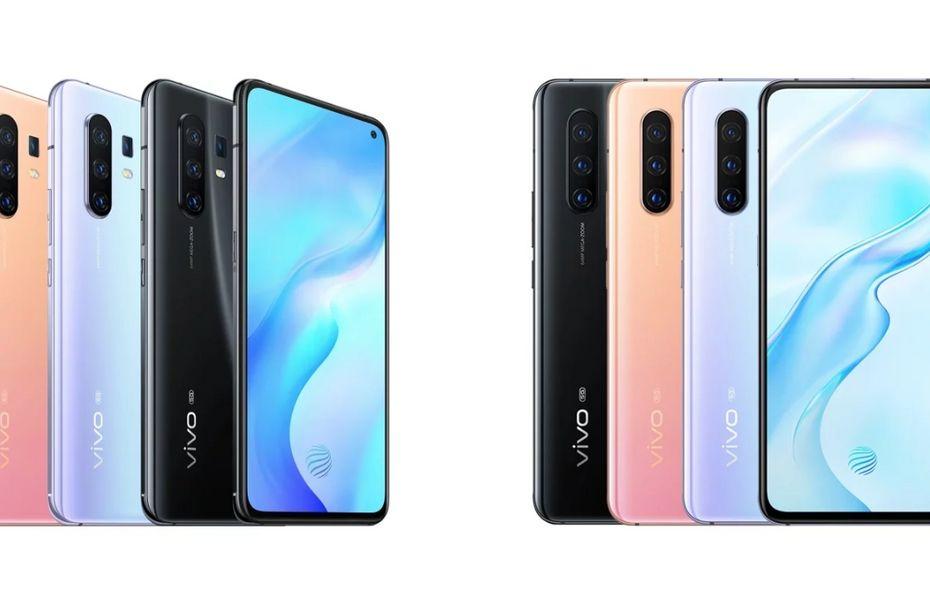 Vivo X30 dan X30 Pro resmi meluncur dengan Exynos 980, 5G, dan kamera 64MP
