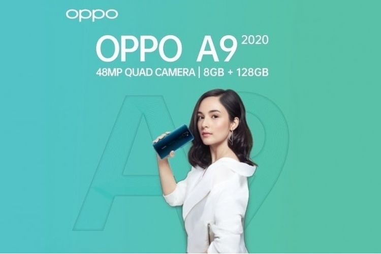 Usung 4 kamera, Oppo A9 2020 siap hadir di Indonesia