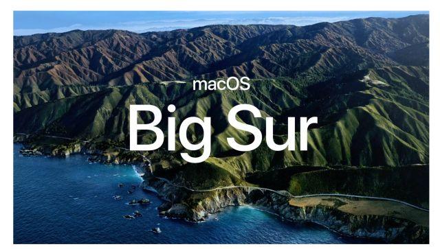 Apple umumkan MacOS Big Sur dengan UI baru seperti iOS 14