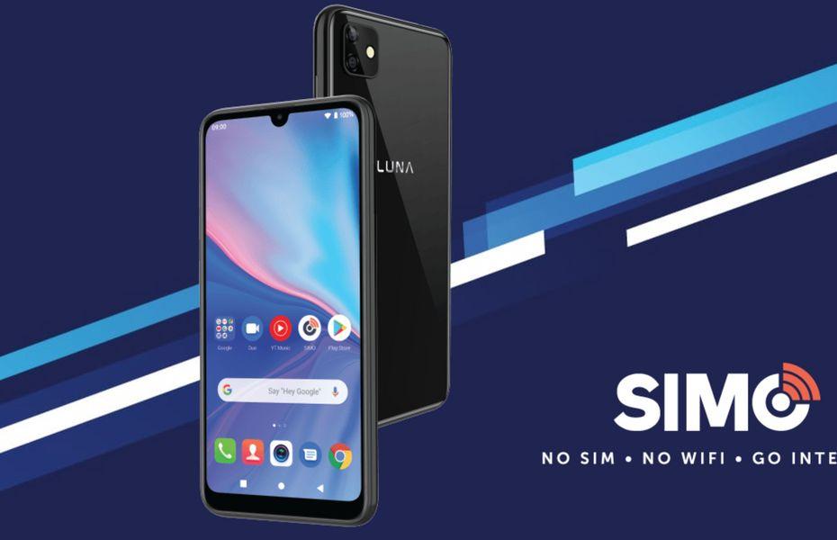 Kini bisa internetan tanpa Wi-Fi dan kartu SIM dengan Luna SIMO