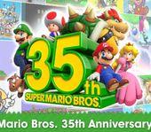 Super Mario Bros Ulang Tahun, Nintendo Rilis Game Baru