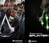 Ubisoft Hadirkan Assasin Creeds dan Splinter Cells dalam Mode Virtual Reality (VR), Asyik Banget Main Game Kayak di Film Ready Player One!