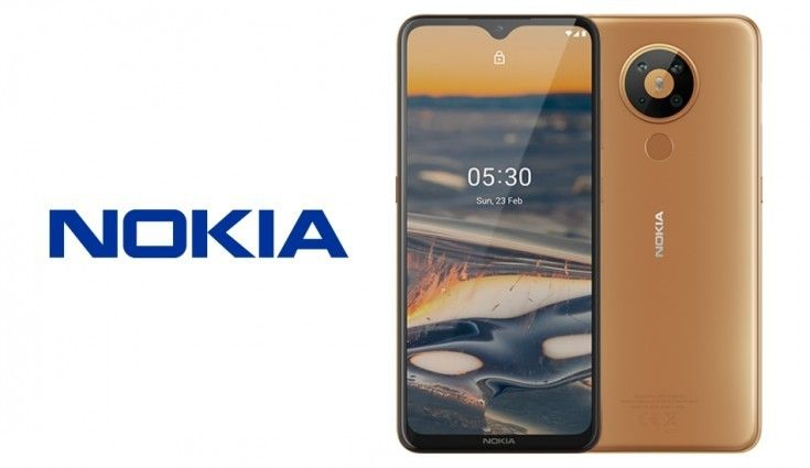 Sertifikasi FCC Nokia 5.4 muncul ungkap desain bagian depan dan belakangnya