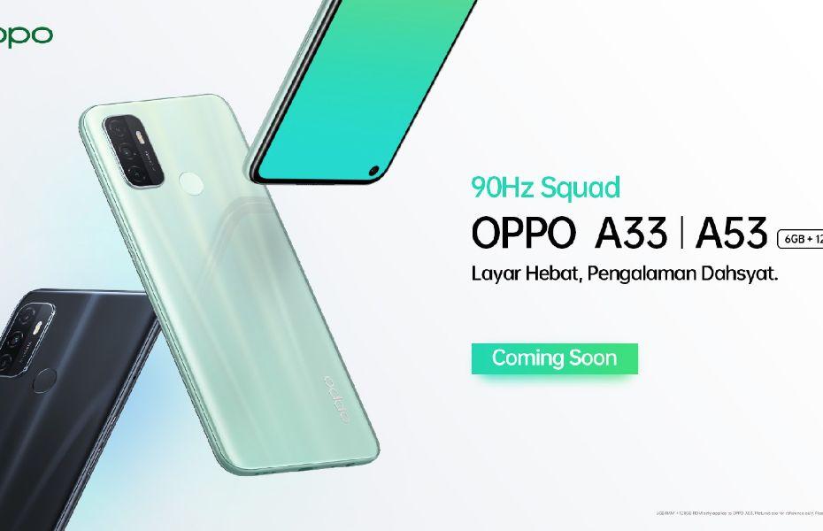 OPPO Hadirkan Dua Keluarga Baru Layar 90hz Neo Display di Indonesia