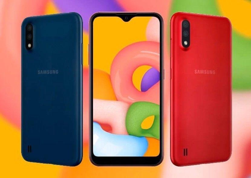 Review Samsung Galaxy A01 Harga dan Spesifikasi, HP Murah Samsung dengan Harga 1 jutaan