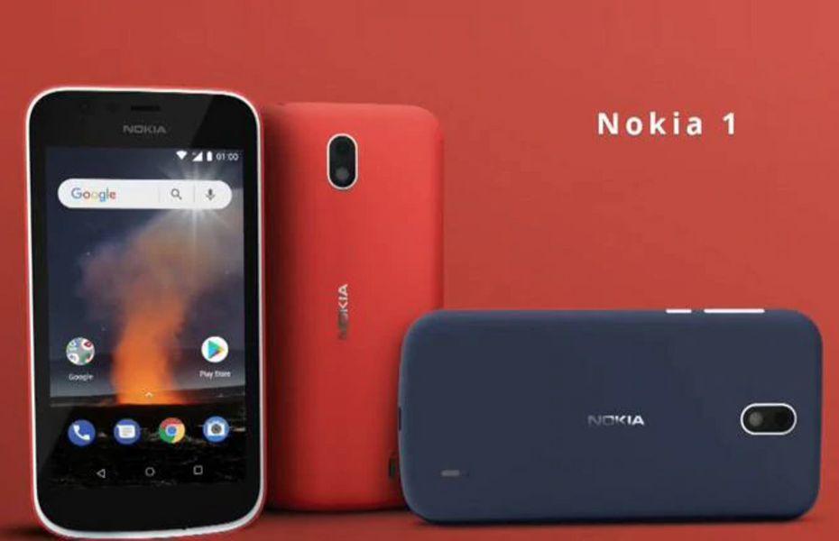 HMD Global gulirkan Android 10 Go Edition untuk Nokia 1
