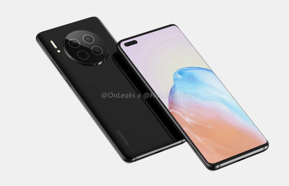Huawei dilaporkan turunkan pesanan komponen seri Mate 40 sebesar 30%