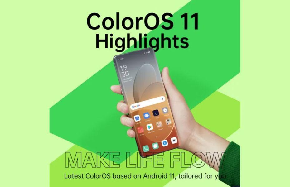 Deretan fitur terbaru di ColorOS 11 Global