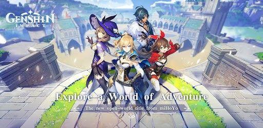 Genshin Impact jadi game terbaik 2020 di Google Play Store dan iOS
