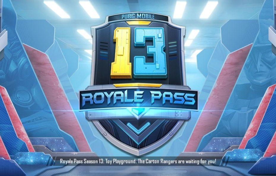 Berbagai fitur menarik di PUBG Mobile Royale Pass Season 13