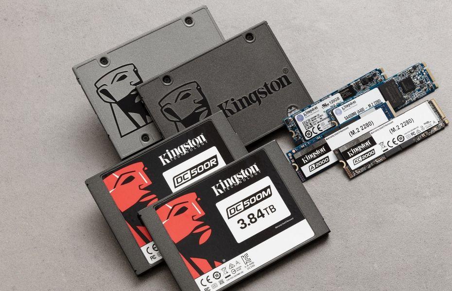 Kingston Technology Memimpin Pengiriman SSD di tahun 2019