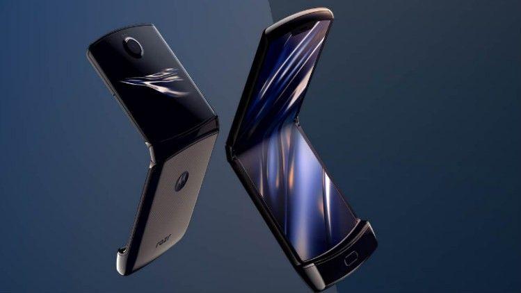 Selain Samsung, Huawei juga siapkan pesaing Motorola Razr