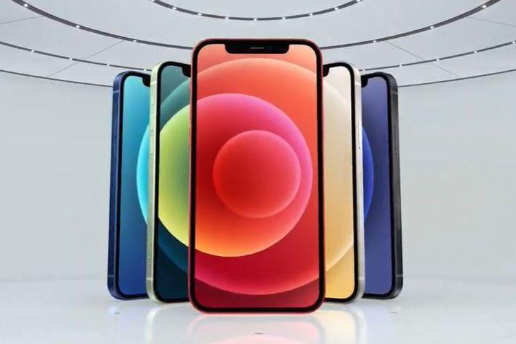Samsung dan LG pasok panel display OLED iPhone 12 Series