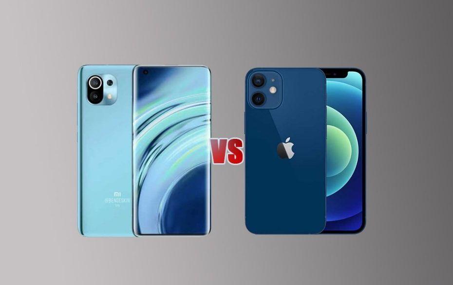 Perbandingan Xiaomi Mi 11 dengan iPhone 12, Mana yang Lebih Unggul?