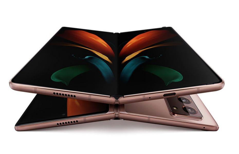 Jauh lebih kuat dari Galaxy Fold, Samsung juga turut mengumumkan Galaxy Z Fold 2