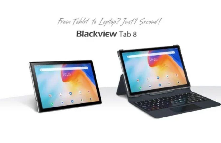 Hanya 1,8 juta, Blackview Tab 8 punya spesifikasi Full HD+, RAM 4GB, dan baterai 6.580 mAh