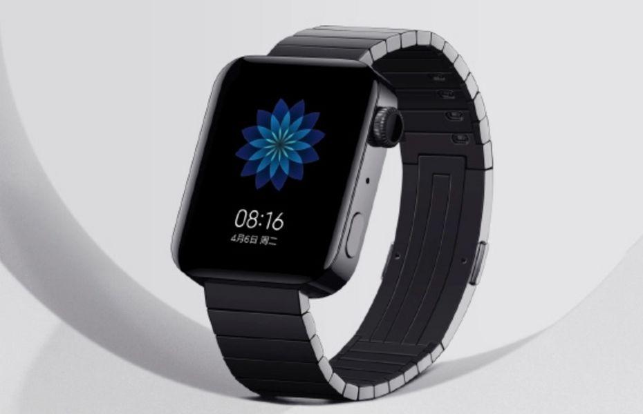 Mirip Apple Watch dan bawa baterai besar, Mi Watch resmi meluncur di Tiongkok