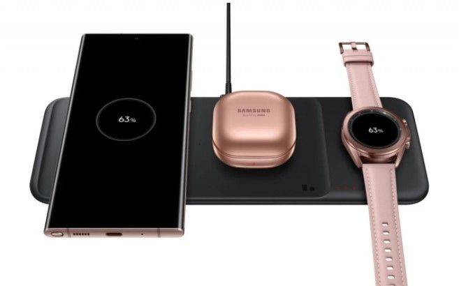 Samsung meluncurkan Galaxy Fit 2 dan Wireless Charging Trio di AS