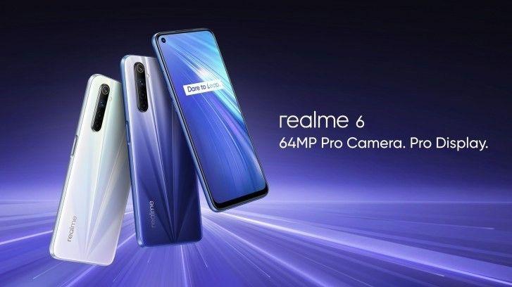 Yang ditunggu-tunggu, Realme 6 dan Realme 6 Pro kini sudah mendarat di Tanah Air
