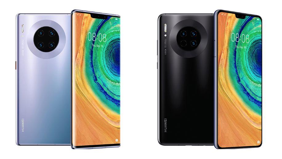 Huawei Mate 30 dan Mate 30 Pro resmi meluncur, ini spesifikasi dan harganya