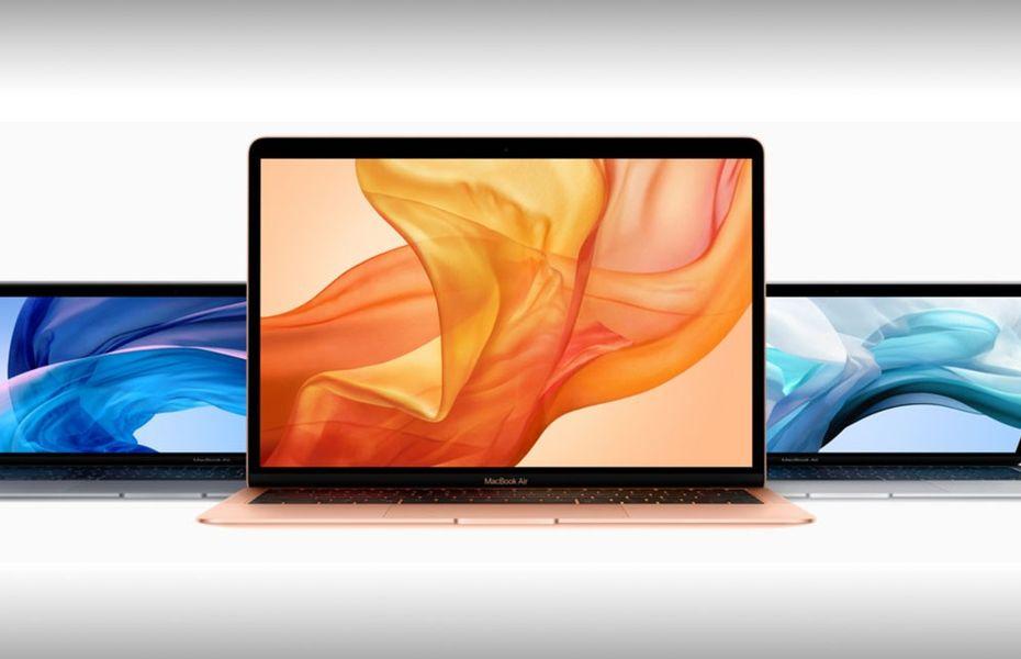 MacBook Air 2020 kini hadir dengan Magic Keyboard dan harga lebih murah