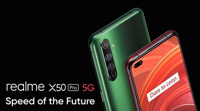 Realme X50 Pro 5G dan Realme Smart TV dipastikan mendarat di Indonesia pekan depan