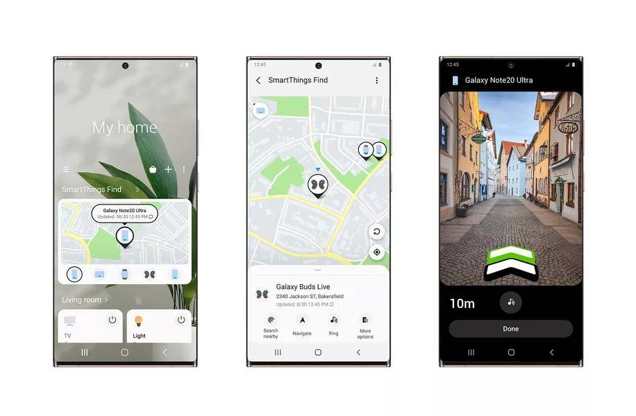 Samsung Luncurkan Aplikasi Canggih, SmartThings Find Ini Bisa Bantu Temukan Ponsel Galaxy Meskipun Sedang Offline
