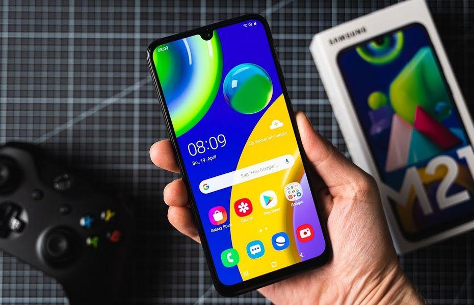 Berbekal baterai 6.000mAh, Galaxy M21 ditawarkan dengan harga Rp2,99 juta di Indonesia
