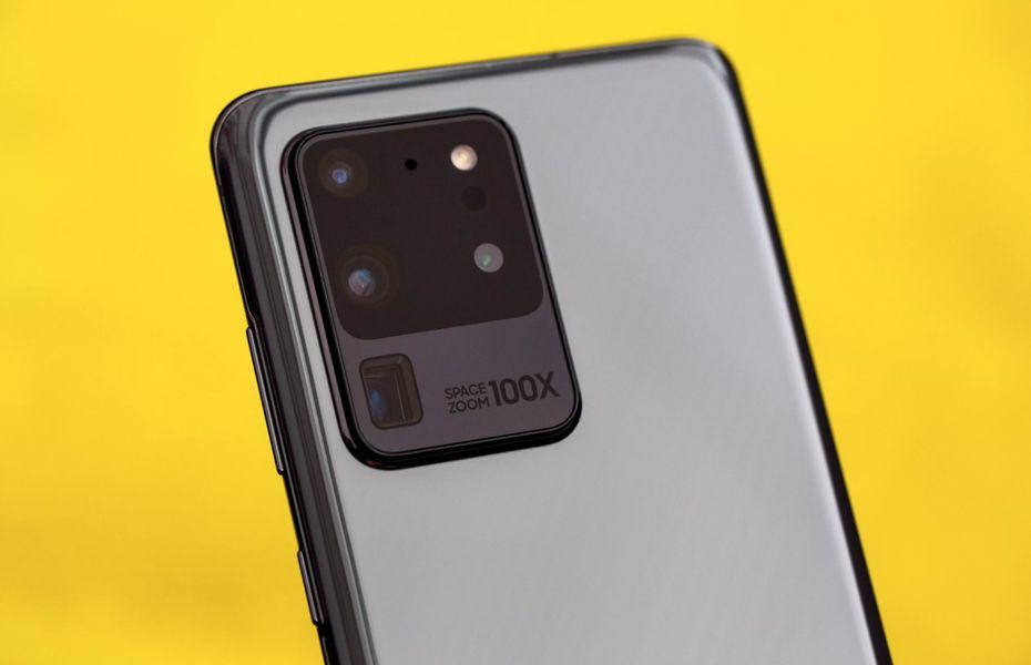 Sejumlah pengguna keluhkan kaca kamera pada Galaxy S20 Ultra pecah tanpa alasan jelas