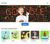 Daftar Game Google Doodle Populer dan Cara Memainkannya