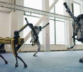 Boston Dynamics Pamerkan Robot yang Bisa Joget Boogie Woogie